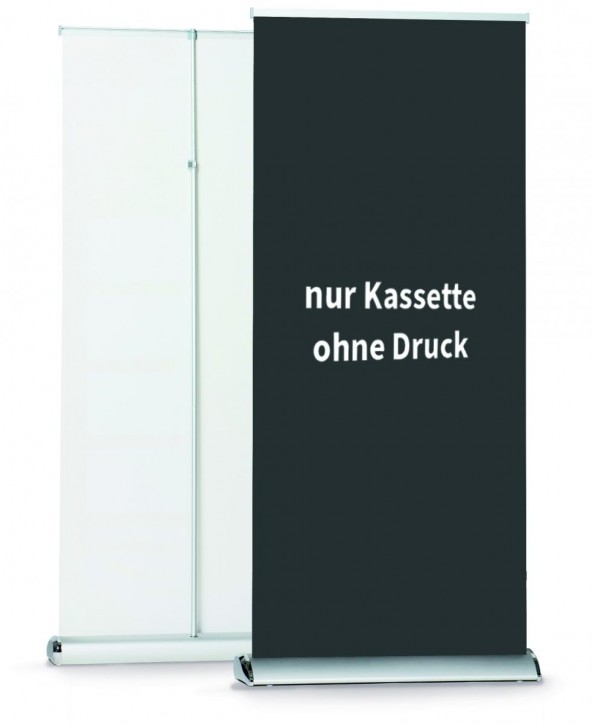 Rollup Premium, 100x200-220cm nur Kassette