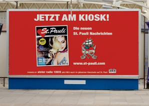 18 eintel Plakat, 4/0 farbig, 356 x 252 cm